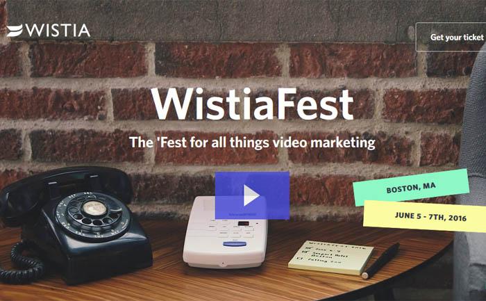 WistiaFest
