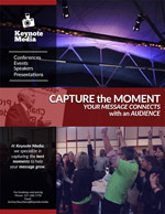 Event Photography Services, Keynote Media