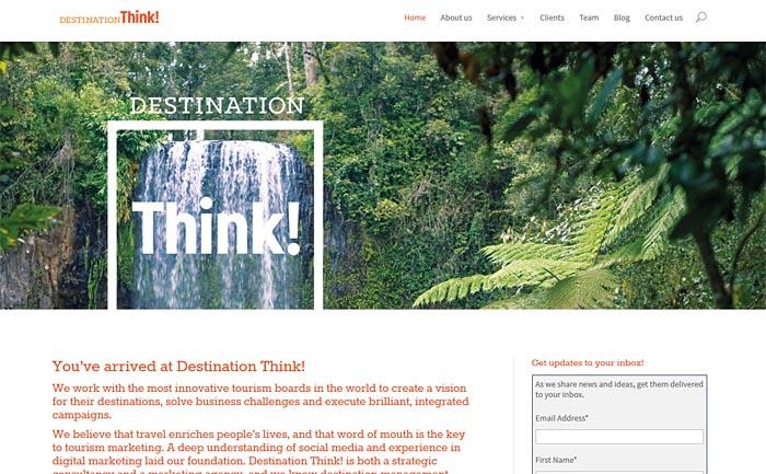 Destination Think!