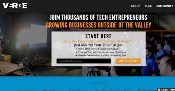 Verge, A Startup Community